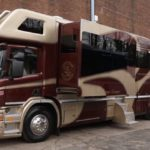 Scania motor home