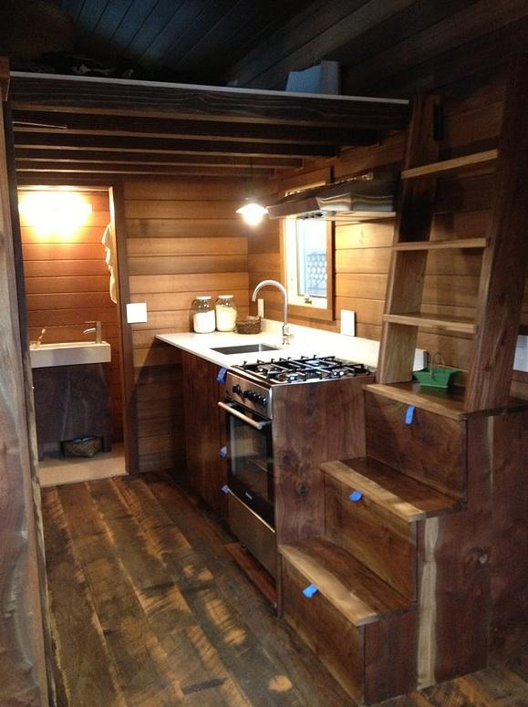 224 Foot Cider Box Tiny House 2