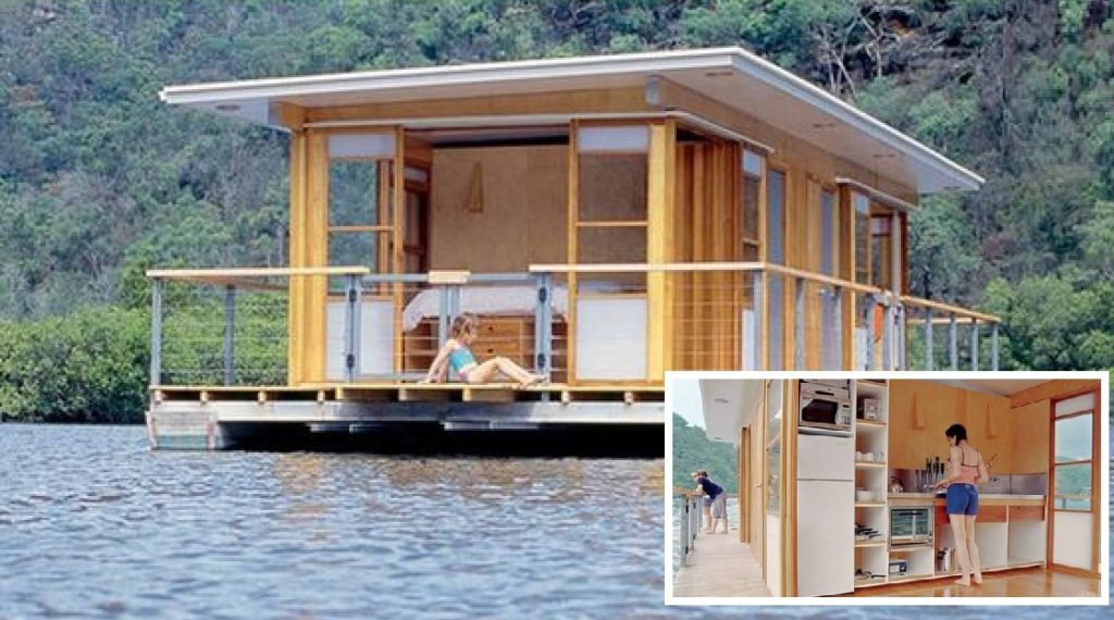 Designed! A Better Houseboat
