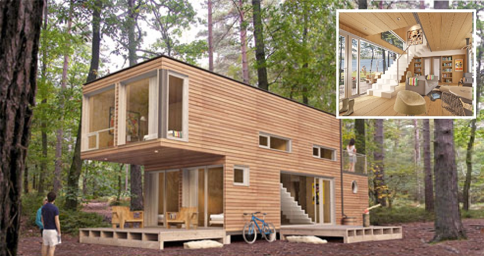Prefab Luxury Design and Without the Luxury Price