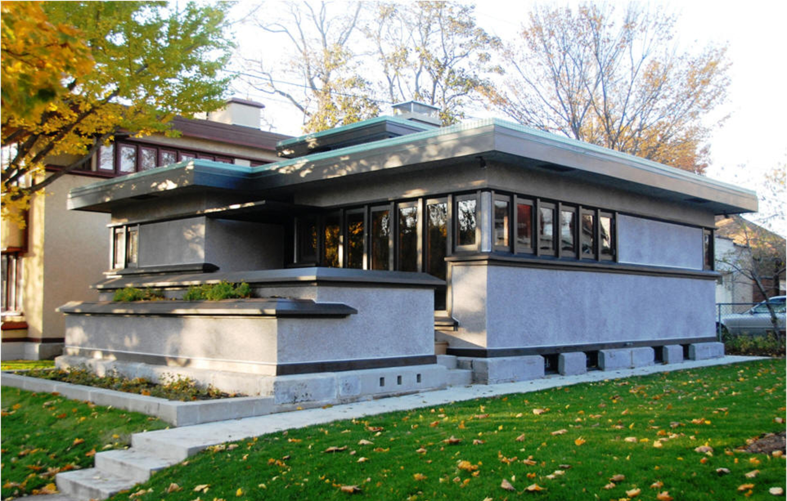 Frank Lloyd Wright S Little Known Prefabs Newsstandard
