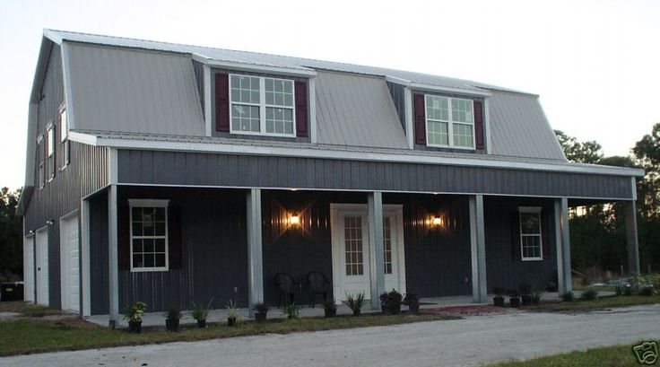Steel Metal Home Building Kit 3500 Sq Ft Selling For