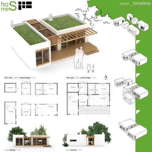 Sustainable house building